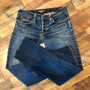 LUCKY BRAND Sienna Tomboy Jeans